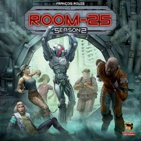 ROOM 25 - SEASON 2 - EXPANSION