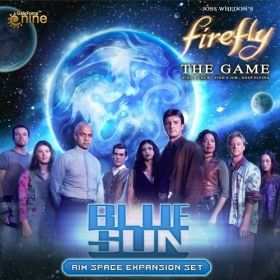 FIREFLY - THE GAME BLUE SUN - EXPANSION