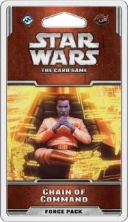 STAR WARS The Card Game - Chain of Command - Force Pack 5