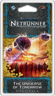 ANDROID: NETRUNNER The Card Game - The Universe of Tomorrow - Data Pack 6