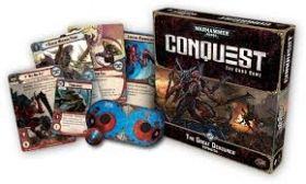 WARHAMMER 40 000 - CONQUEST: THE GREAT DEVOURER - Expansion
