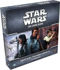 STAR WARS The Card Game - IMPERIAL ENTANGLEMENTS - Expansion