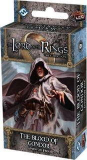 The LORD Of The RINGS The Card Game - THE BLOOD OF GONDOR - Adventure Pack 5