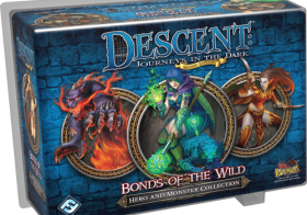 DESCENT 2nd EDITION - BONDS OF THE WILD