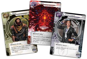 ANDROID: NETRUNNER The Card Game - DATA AND DESTINY - Expansion