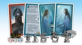 WAR OF THE RING 2nd Edition - LORDS OF MIDDLE-EARTH - Expansion