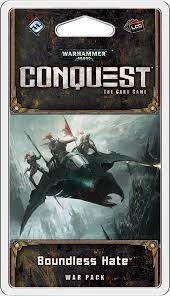 WARHAMMER 40 000 - CONQUEST: BOUNDLESS HATE - War Pack 2