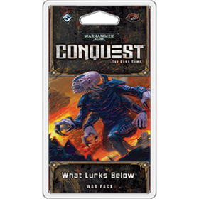 WARHAMMER 40 000 - CONQUEST: WHAT LURKS BELOW - War Pack 6
