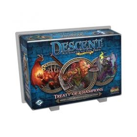 DESCENT 2nd EDITION - TREATY OF CHAMPIONS