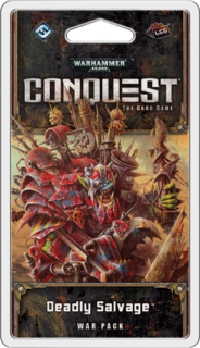 WARHAMMER 40 000 - CONQUEST: DEADLY SALVAGE - War Pack 3