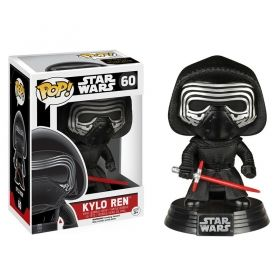 FUNKO POP! STAR WARS: KYLO REN (HELMETED)