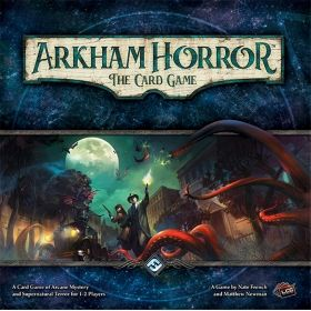 ARKHAM HORROR: THE CARD GAME LCG - CORE SET