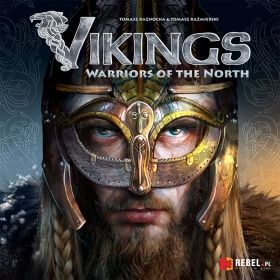 VIKINGS : WARRIORS OF THE NORTH