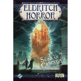ELDRITCH HORROR: SIGNS OF CARCOSSA