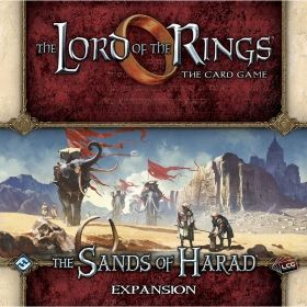 THE LORD OF THE RINGS: THE CARD GAME - THE SANDS OF HARAD EXPANSION