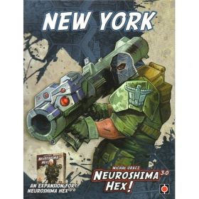 NEUROSHIMA HEX! NEW YORK