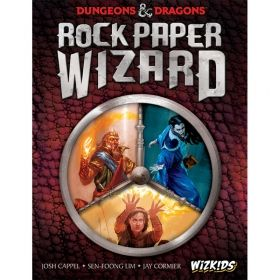 DUNGEONS & DRAGONS: ROCK PAPER WIZARD + ПРОМО КАРТА LEVITATE