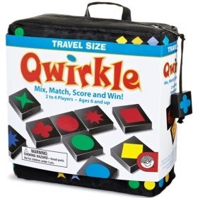 QWIRKLE - TRAVEL EDITION