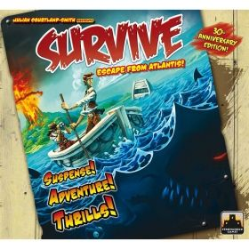 SURVIVE: ESCAPE FROM ATLANTIS! 30TH ANNIVERSARY EDITION