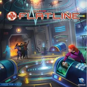 FLATLINE: A FUSE AFTERSHOCK GAME + FUSE PROMO CARDS