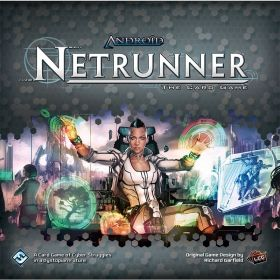 ANDROID: NETRUNNER - REVISED CORE SET