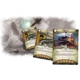 ARKHAM HORROR: THE CARD GAME - The Essex County Express Mythos Pack 2, Cycle 1