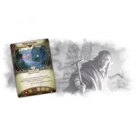 ARKHAM HORROR: THE CARD GAME - Blood on the Altar Mythos Pack 3, Cycle 1