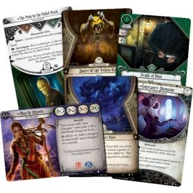 ARKHAM HORROR: THE CARD GAME - THE PATH TO CARCOSA DELUXE EXPANSION