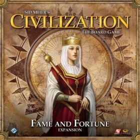 SID MEIER'S CIVILIZATION: THE BOARD GAME - FAME AND FORTUNE
