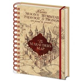 Бележник - Harry Potter: Marauders Map