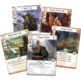 LEGEND OF THE FIVE RINGS - Fate Has No Secrets - Dynasty Pack 5, Cycle 1