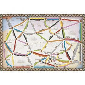 TICKET TO RIDE MAP COLLECTION VOL. 5 - UNITED KINGDOM & PENNSYLVANIA