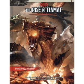 DUNGEONS & DRAGONS 5TH EDITION: THE RISE OF TIAMAT