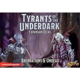 D&D TYRANTS OF THE UNDERDARK: ABERRATIONS & UNDEAD