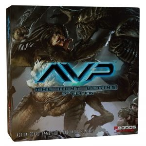 ALIENS VS PREDATOR: THE HUNT BEGINS (SECOND EDITION)