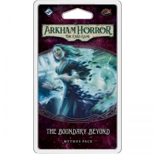 ARKHAM HORROR: THE CARD GAME - The Boundary Beyond Mythos Pack 2, Cycle 3