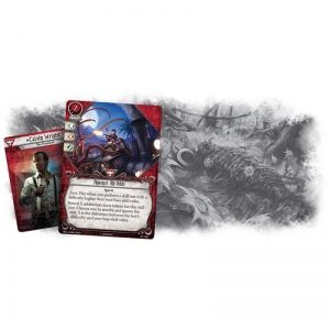 ARKHAM HORROR: THE CARD GAME - Heart of the Elders Mythos Pack 3, Cycle 3