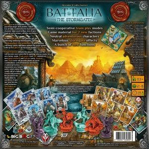 BATTALIA: THE STORMGATES
