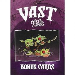 VAST: THE CRYSTAL CAVERNS - BONUS CARDS