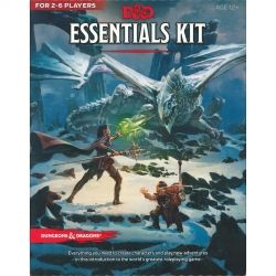 DUNGEONS & DRAGONS 5TH EDITION: ESSENTIALS KIT