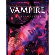 VAMPIRE: THE MASQUERADE (5TH EDITION) COREBOOK