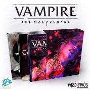 VAMPIRE: THE MASQUERADE SLIPCASE SET - 3 BOOKS (5TH EDITION)