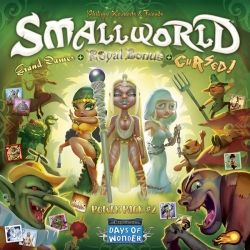 SMALL WORLD: POWER PACK 2 (Cursed! + Grand Dames + Royal Bonus)