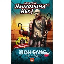 NEUROSHIMA HEX! IRON GANG HEXPUZZLES