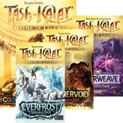 БЪНДЪЛ - TASH-KALAR: ARENA OF LEGENDS + 3 EXPANSIONS