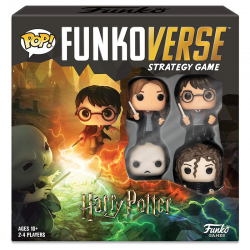 FUNKOVERSE STRATEGY GAME: HARRY POTTER 100 BASE GAME