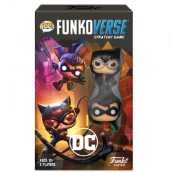 FUNKOVERSE STRATEGY GAME: DC COMICS 101 EXPANDALONE