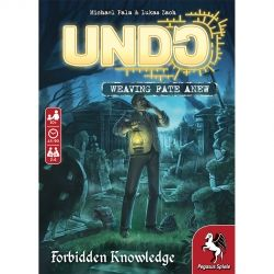 UNDO: FORBIDDEN KNOWLEDGE