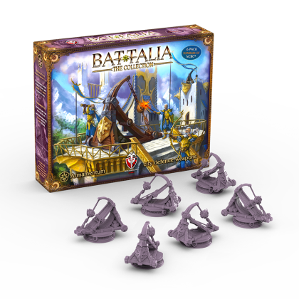 BATTALIA: ARMAMENTUM - CITY DEFENCE WEAPONS