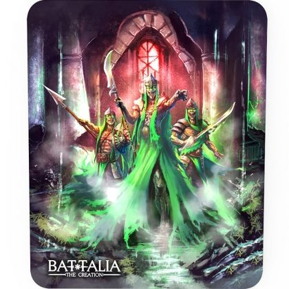 BATTALIA: RUIN GUARDS MOUSE PAD STANDARD - подложка за мишка